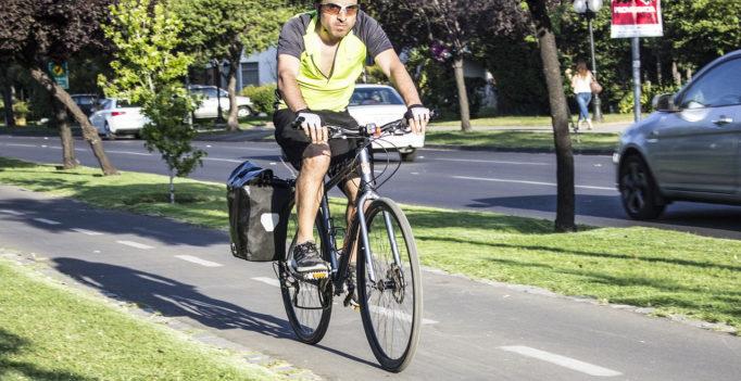 bicyclette en ville