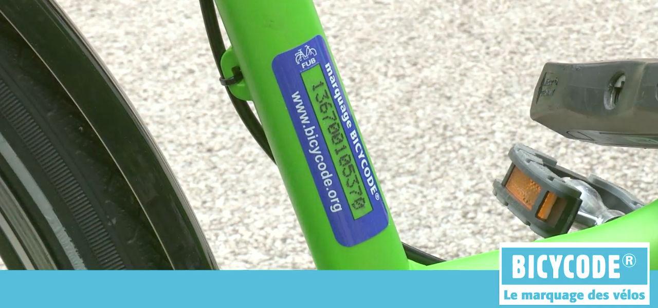 gravure bicycode