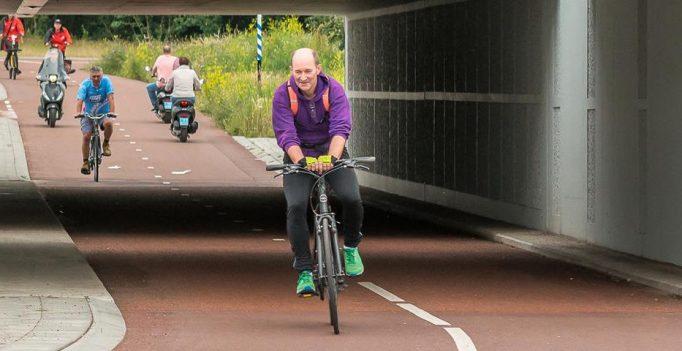 autoroute cycliste Pays-Bas