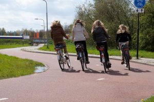 vélotoroute cycliste Pays-Bas