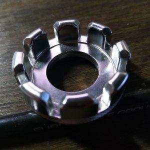 une clé à rayon