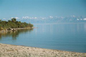Lac de Issyk Kul